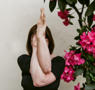 Finding the right yoga teacher training program.
